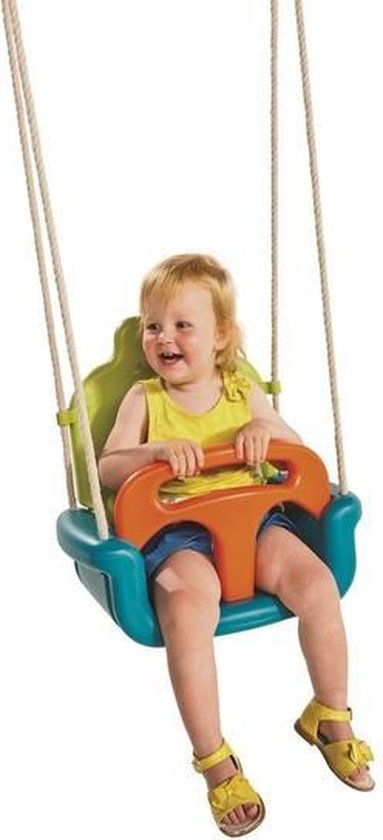 KBT Babyzitje schommel Groeimodel - 9 t/m 36 maanden - 3 jaar en ouder zonder T-Bar