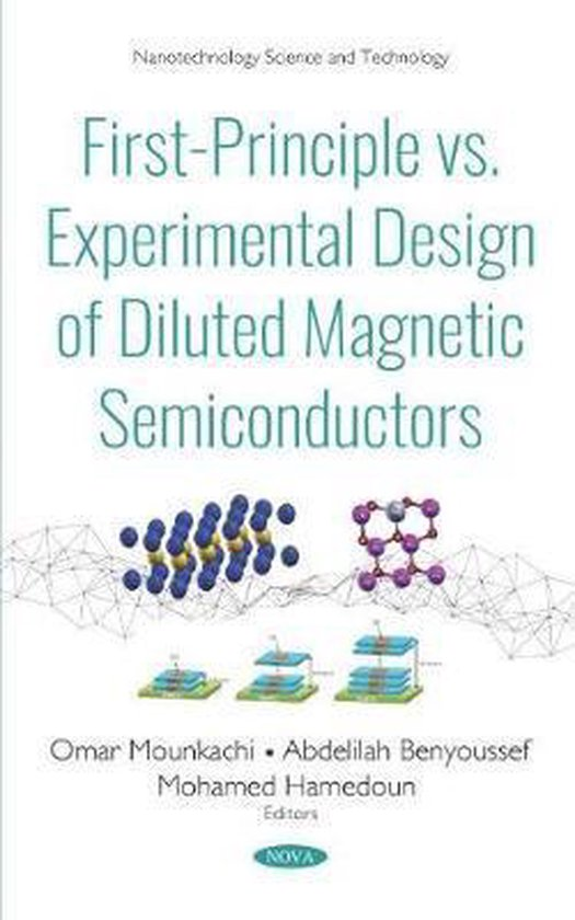 First-Principle vs Experimental Design of Diluted Magnetic Semiconductors