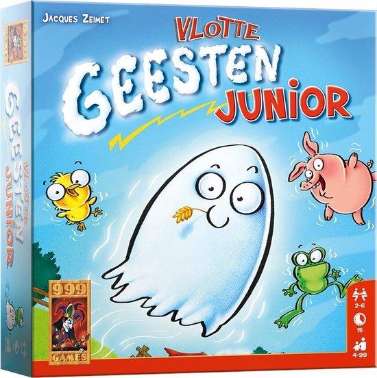 Afbeelding van het spel Vlotte Geesten Junior Kaartspel