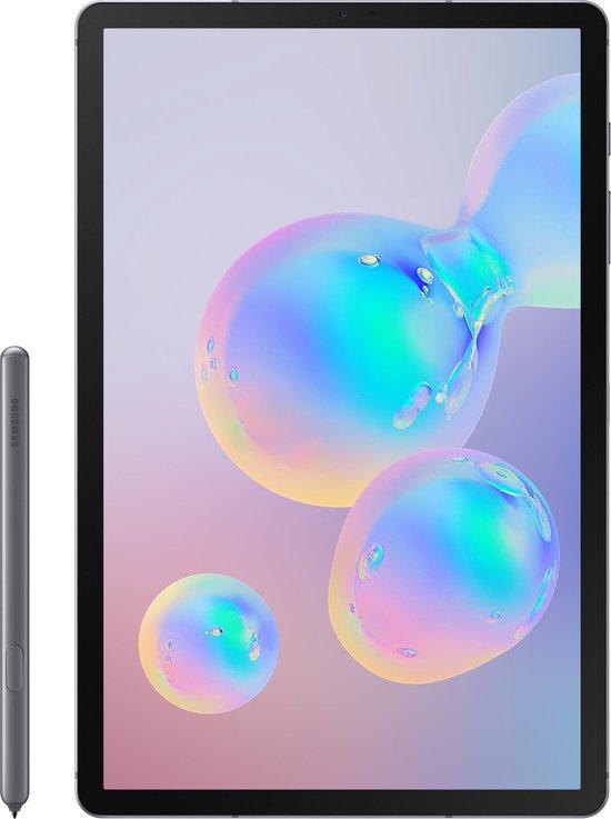 Samsung Galaxy Tab S6 - 128GB - Grijs