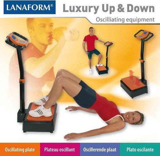 Lanaform Luxury Up & Down - Trilplaat