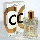 VOOR HAAR EN HEM 1 + 1 GRATIS Ciao Ciao Ivoire (met Magnolia, Peer, Perzik en Meloen) Dames parfum 100 ml (bij deze bestelling krijgt u een Whisky 100 ml GRATIS)