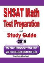 SHSAT Math Test Preparation and study guide