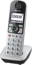 Panasonic KX-TGQ500GS - VoIP telefoon - Zilver