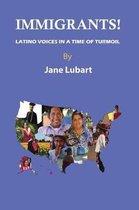 Boek cover Immigrants! van Jane Lubart