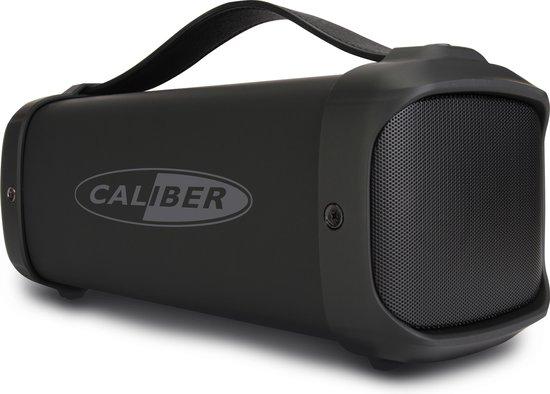 Caliber HPG425BT - Bluetooth speaker met FM radio - Zwart