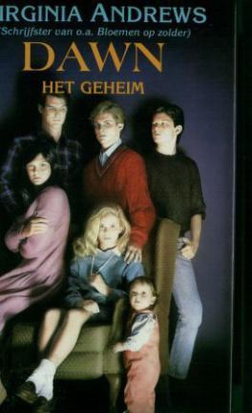 Dawn - Het geheim - Virginia Andrews pdf epub