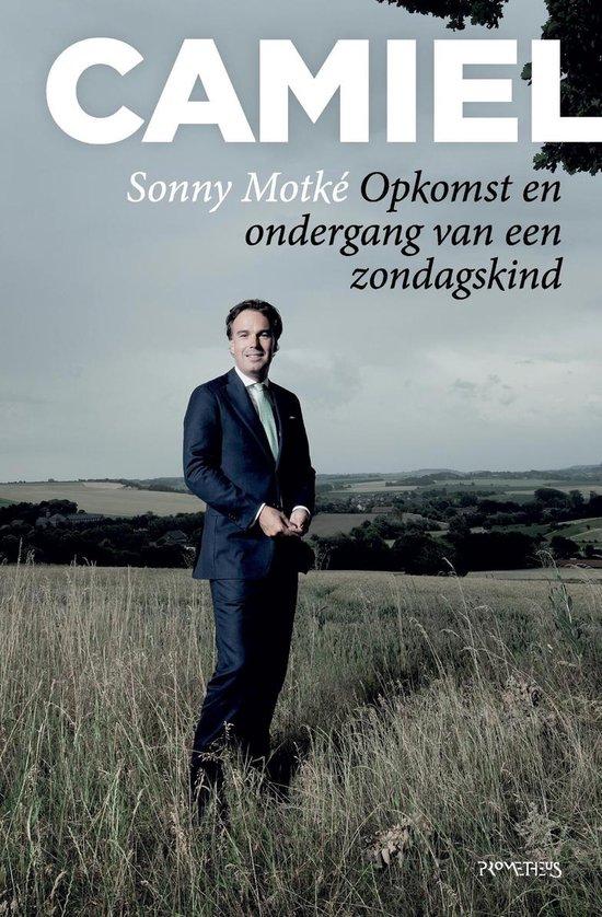 Camiel - Sonny Motké pdf epub