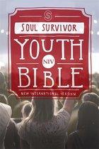 Boek cover NIV Soul Survivor Youth Bible Hardback van New International Version