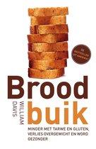 Boekomslag van 'Broodbuik'