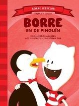 De Gestreepte Boekjes Groep 1 Januari -   Borre en de pinguin