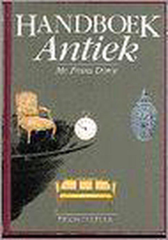 Handboek antiek - Frans Dony  