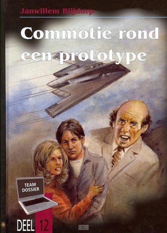 Commotie Rond Een Prototype - Blijdorp, J.W. |
