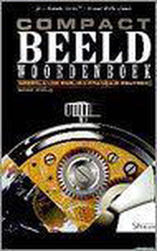 Boek cover Compact beeldwoordenboek van Jean-Claude Corbeil (Hardcover)