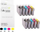 Improducts® Inkt cartridges - Alternatief Epson 16XL 16 10 box