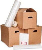 Verhuisdozen Verhuispakket - 30 stuks - 55 Liter