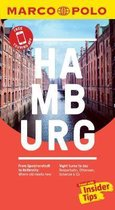 Hamburg Marco Polo Pocket Travel Guide - with pull out map