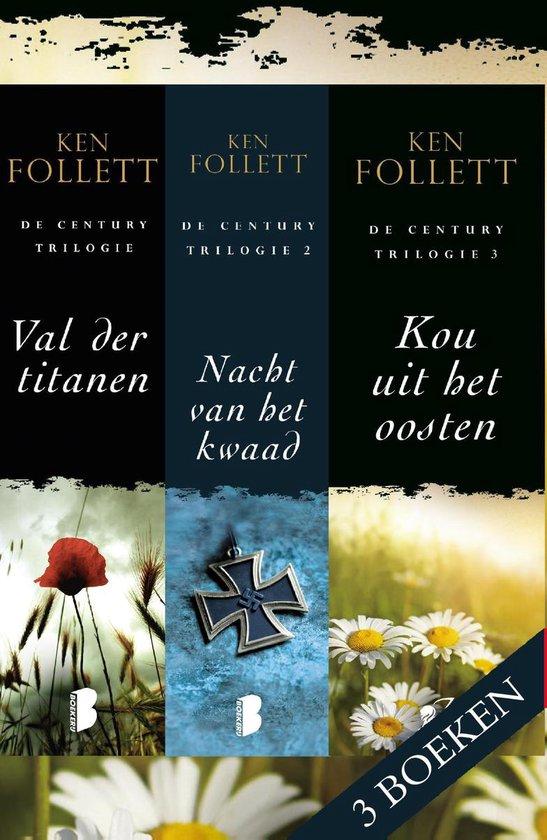 Boek cover De Century trilogie van Ken Follett (Onbekend)