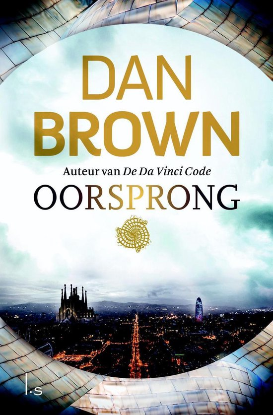 Robert Langdon 5 - Oorsprong - Dan Brown |