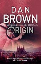 Boek cover Robert Langdon 5 - Origin van Dan Brown (Onbekend)