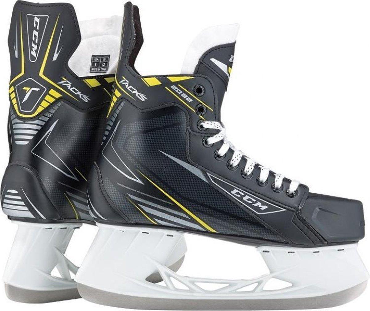 Ccm Ijshockeyschaatsen Tacks 2092 Junior Zwart Maat 33
