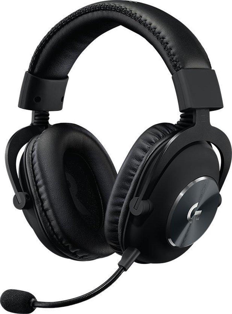 Logitech G PRO X Professionele Gaming Headset met DTS Headphone:X 2.0 en 7.1 Surround sound
