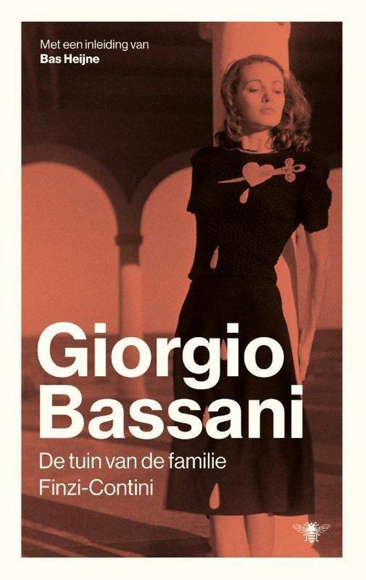 De Ferrara romans - De tuin van de familie Finzi-Contini - Giorgio Bassani |
