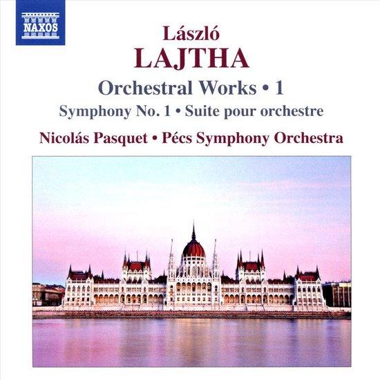 Orchestral Works, Vol. 1 Symphony No. 1