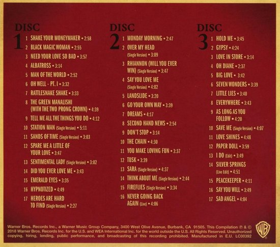 50 Years - Don't Stop (3CD) (Deluxe Edition)