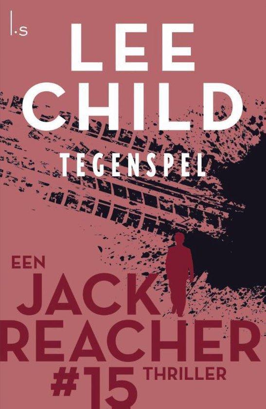 Omslag van Jack Reacher 15 -   Tegenspel