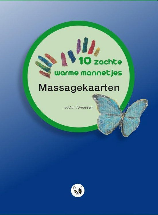 Massagekaarten 10 zachte warme mannetjes