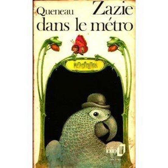 Zazie dans le métro (collection Folio no.103)