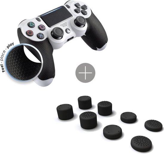 Bol Com Pro Comfort Ps4 Controller Grip 8 Thumb Grips