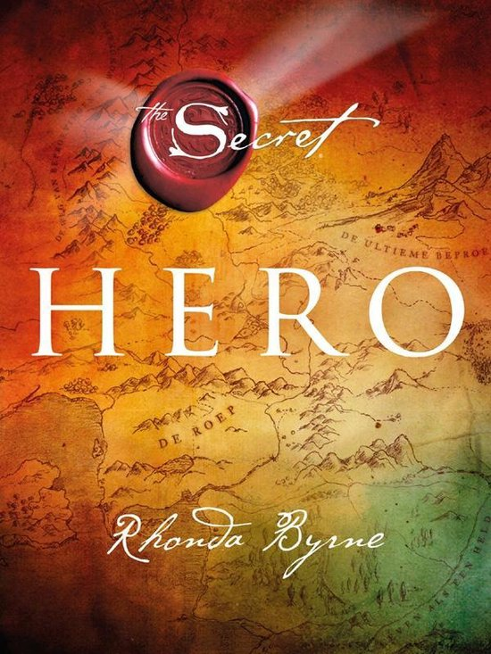 The Secret - Hero / 1,2,3,4 - Rhonda Byrne |