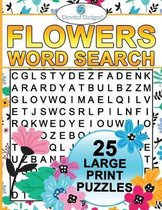 Flowers Word Search
