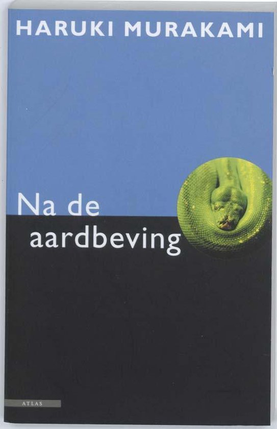 Na De Aardbeving - Haruki Murakami | Readingchampions.org.uk