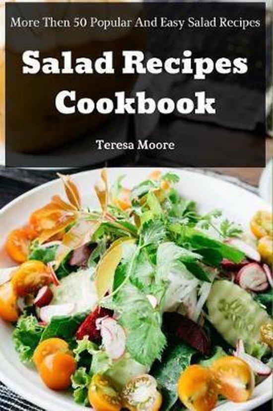 Salad Recipes Cookbook
