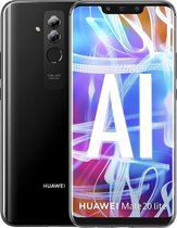 Huawei Mate 20 Lite - 64GB - Zwart