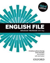 English File - Adv (third edition) workbook + key
