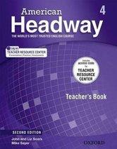 American Headway 4 teachers book pack