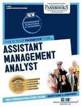 Assistant Management Analyst