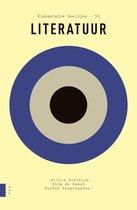 Boek cover Elementaire Deeltjes - Literatuur van Gillis Dorleijn