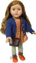 New York City Girls Doll - 45 cm NYC Pop - Madison