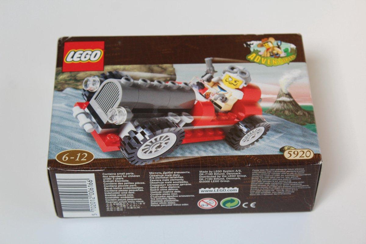 Lego 5920 Island Racer