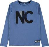 Name it Jongens T-shirt - Dutch Blue - Maat 122-128
