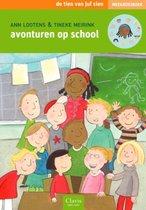 De tien van juf Sien - Avonturen op school