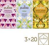 Pukka Get Well Soon Box - 3 x 20 theezakjes