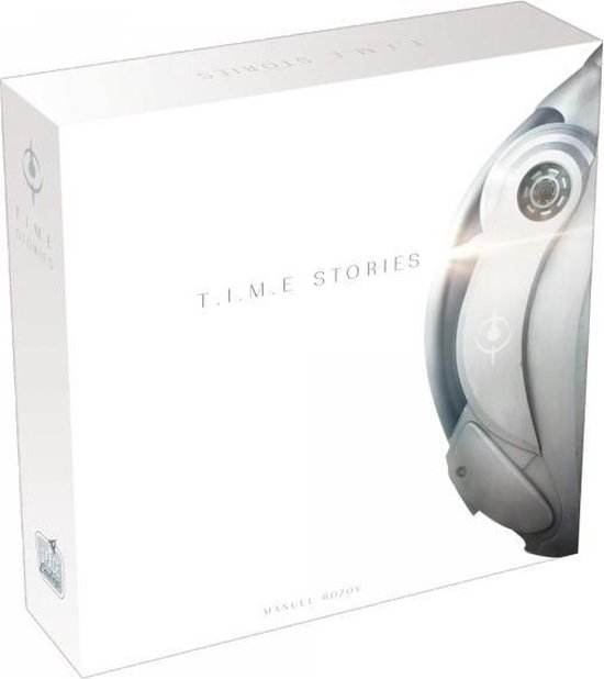 T.I.M.E. Stories - Bordspel - Engelstalig
