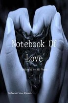 Notebook of Love