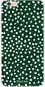 Polka Dots Groen